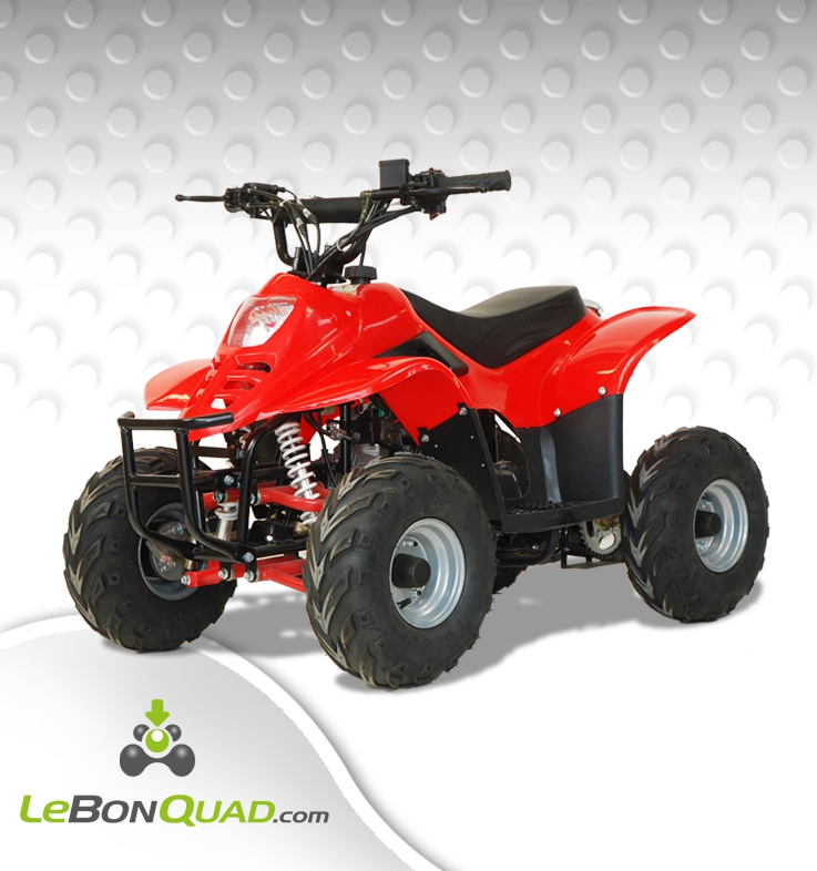 Quad enfant LBQ Bigfoot 110 ROUGE