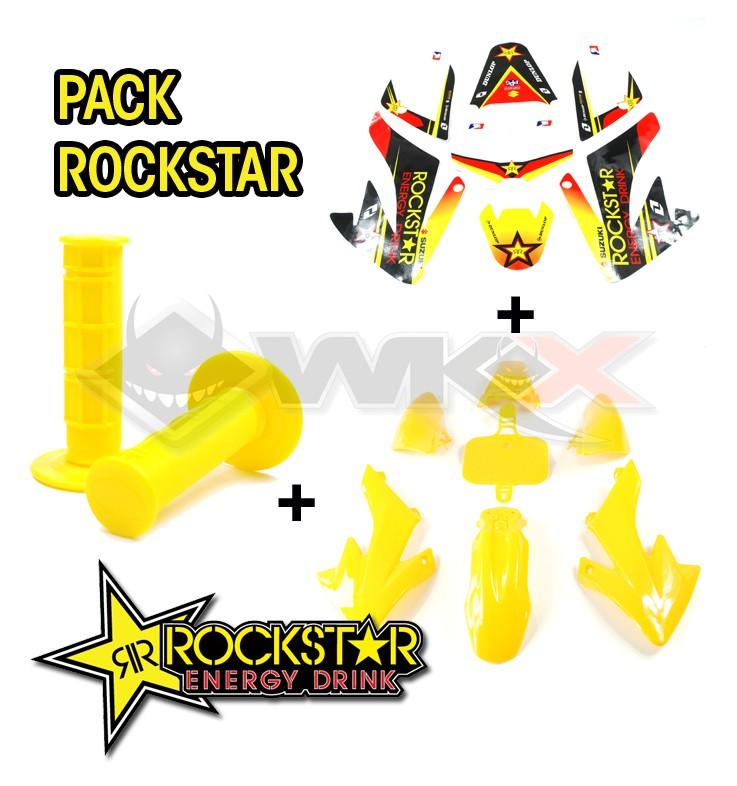 Pack ROCKSTAR CRF 50