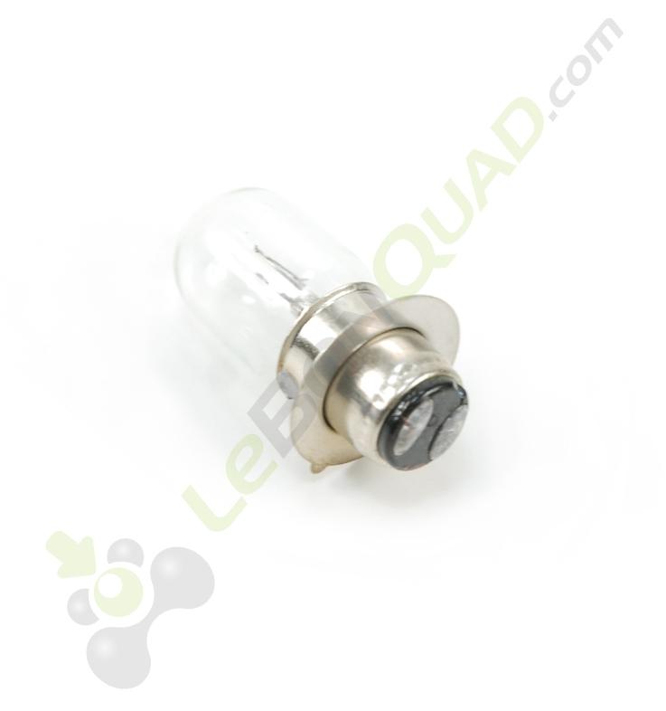Ampoule code phare 12V 10/10W de Quad 110