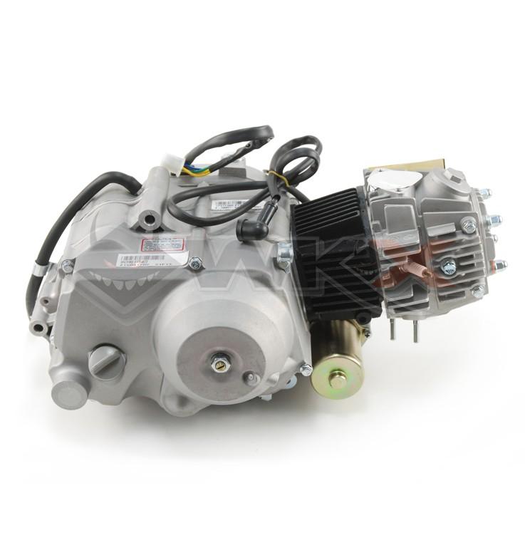 Moteur LIFAN 70cc démarreur électrique