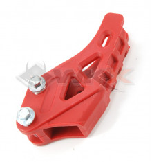 Piece Guide chaine nylon ROUGE de Pit Bike et Dirt Bike