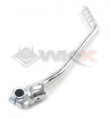Piece Kick racing 16mm long CHROME de Pit Bike et Dirt Bike