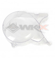 Piece Carter allumage transparent pignon apparent de Pit Bike et Dirt Bike