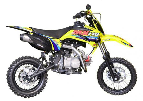 Pit Bike PITSTERPRO MX 110