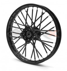 Piece Couvre Rayon NOIR de Pit Bike et Dirt Bike