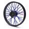 Piece Couvre rayon BLEU de Pit Bike et Dirt Bike