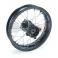 Piece Jante arrière supermotard 12' axe 15mm de Pit Bike et Dirt Bike