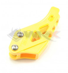 Piece Guide chaine nylon JAUNE de Pit Bike et Dirt Bike