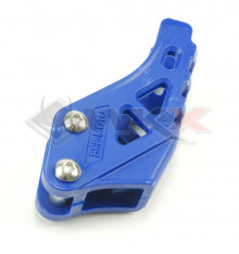Piece Guide chaine nylon BLEU de Pit Bike et Dirt Bike
