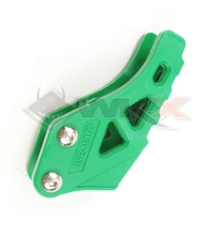 Guide chaine nylon VERT