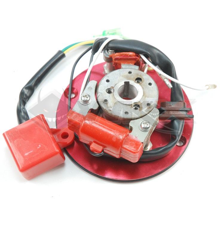 Allumage rotor Interne + CDI