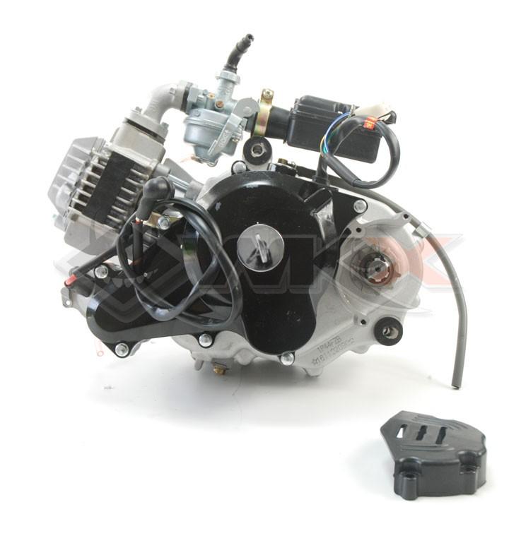 Moteur LIFAN L50 compact 50cc Démarreur électrique