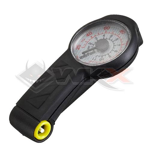 manomètre de pression pour dirt bike, pit bike et mini moto