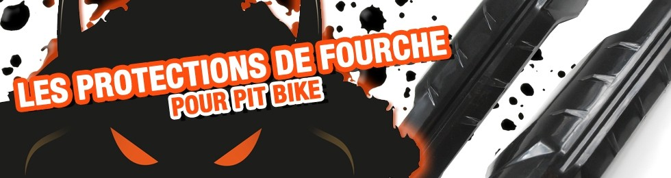 Piece Protection de fourche Pit Bike et Dirt Bike
