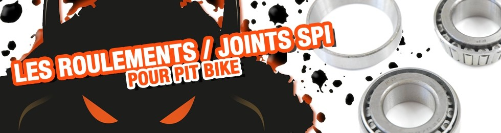 Piece Roulement / Joint SPI Pit Bike et Dirt Bike