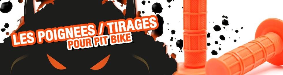 Piece Tirage / Poignée Pit Bike et Dirt Bike