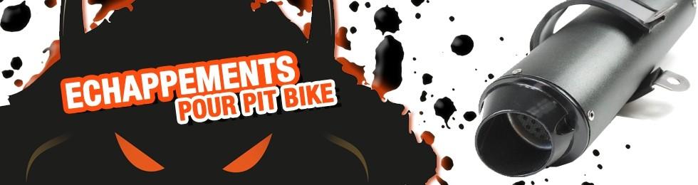 Piece Echappement Pit Bike et Dirt Bike