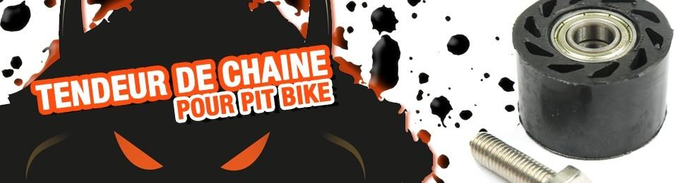 Piece Tendeur chaine Pit Bike et Dirt Bike