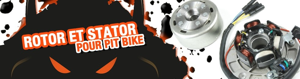 Piece Rotor / Stator Pit Bike et Dirt Bike