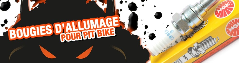 Piece Bougie d'allumage Pit Bike et Dirt Bike