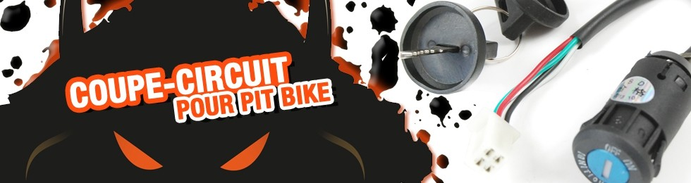 Piece Coupe circuit Pit Bike et Dirt Bike