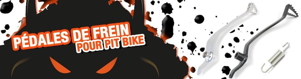 Piece Pédale de frein Pit Bike et Dirt Bike