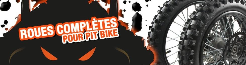 Piece Roue complète Pit Bike et Dirt Bike
