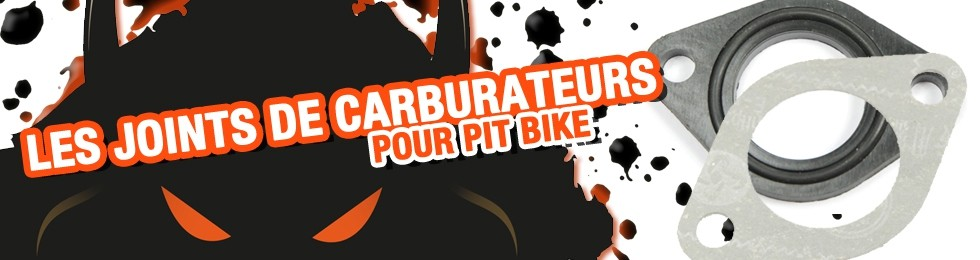 Piece Joint de carburateur Pit Bike et Dirt Bike