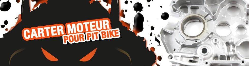 Piece Carter moteur Pit Bike et Dirt Bike